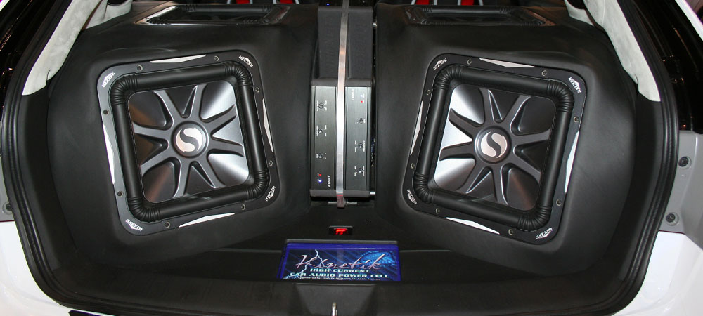 Kicker Car Audio
